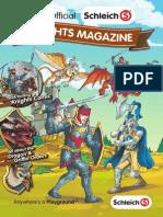 Schleich Knights Magazine