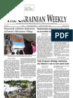 The Ukrainian Weekly 2009-41