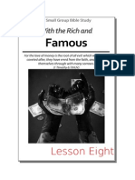 08 Discipleship - With the Rich and Famous (Small Group Bible Study)