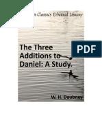 Three Additions to Daniel W.H. Daubney