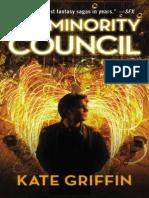 (Matthew Swift #4) the Minority Council