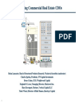 Understanding Commercial Real Estate CDOs 9.50am