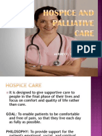 Hospice Powerpoint Lecture