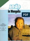 UNDP Mongolia - The Guide, 1997-1999