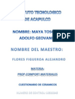 Maya Toscano Adolfo Geovanni