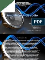 Diapositiva Del Amplificador