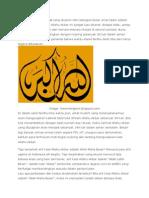 Arti Kata Allahu Akbar