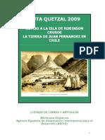 Ruta Quetzal 2009