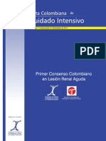 Consenso Colombiano de Lesion Renal Aguda
