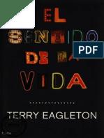 Eagleton Terry - El Sentido de La Vida