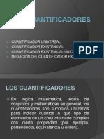 Los Cuantificadores