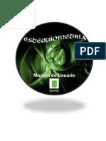 MecEstequio - Manual de Usuario