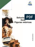 Solucionario Guía Figuras retóricas