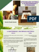 Paternidades y Maternidades Curso Virtual