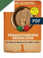 José Agustín - Tragicomedia mexicana
