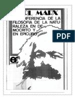 Marx, Karl_la Diferencia.entre.democrito.y.epicuro