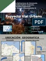 Proyecto Vial Urbano Coregido