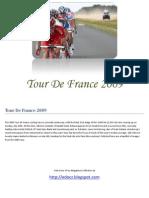 Stories in Photograph - Tour de France 2009