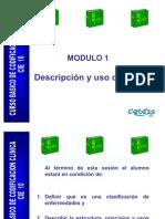 81976439 Descripcion y Uso de La CIE 10
