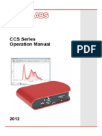 User Manual CCS-Series