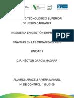 Unidad 1 Araceli 503-B