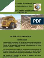 Excavacion y Transporte