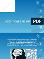 Adicciones y Abuso Sexual