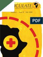 Volume I, Issue II, Fall 2008