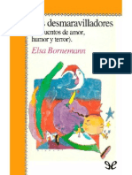 Los Desmaravilladores - Bornemann, Elsa