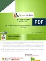 Sri Ram Herbals