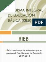 exposicion RIEB