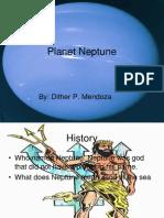 Planet Neptune