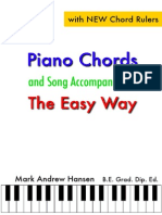 Piano Chords Sample