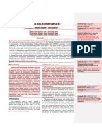 Aimtdr2014 Fullpaper Template