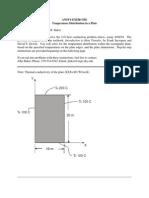 Heatferx for Ansys tutorial