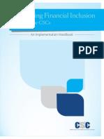 Final Implementation Handbook