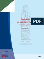 ΘΕΟΝ ΔΙΑΛΟΓΟΙ - ógörög nyelvkönyv