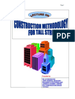 Tall Structures Construction Technology