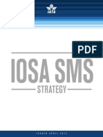 IOSA SMS Strategy April 2013