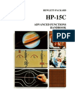 hp-15c advanced functions handbook