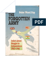 The Forgotten Army-A History of Indian National Army