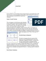 Data Analysis Application Brief