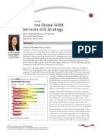 Vodafone M2M Assessment Current Analysis M2M Services Strategy 2012
