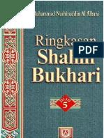Ringkasan (Mukhtasar) Shahih Bukhari 5 [Syaikh Muhammad Nashiruddin Al-Albani]