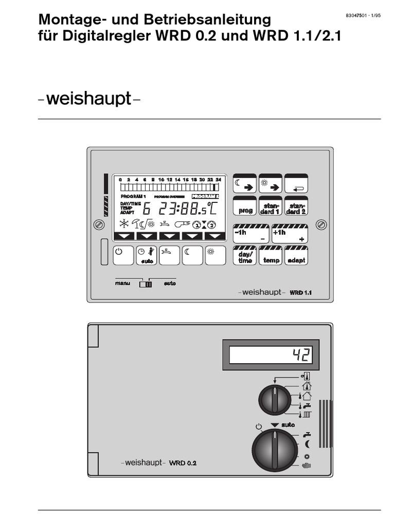 Weishaupt WRD