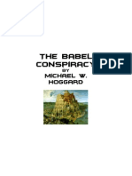 The Babel Conspiracy