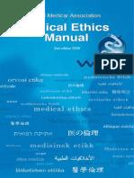 Medical Ethics Manual en.2ndEdition2009