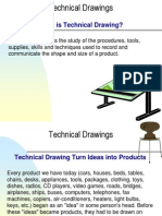 Intro to Technical Drawing