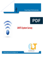 UMTS System Survey