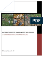 Manual Well Drilling Manual